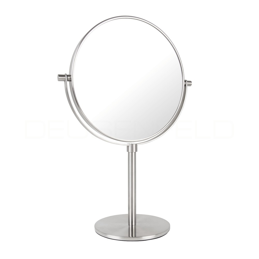 kosmetikspiegel online kaufen maedje kg deusenfeld sk52eg echt edelstahl doppel stand. Black Bedroom Furniture Sets. Home Design Ideas