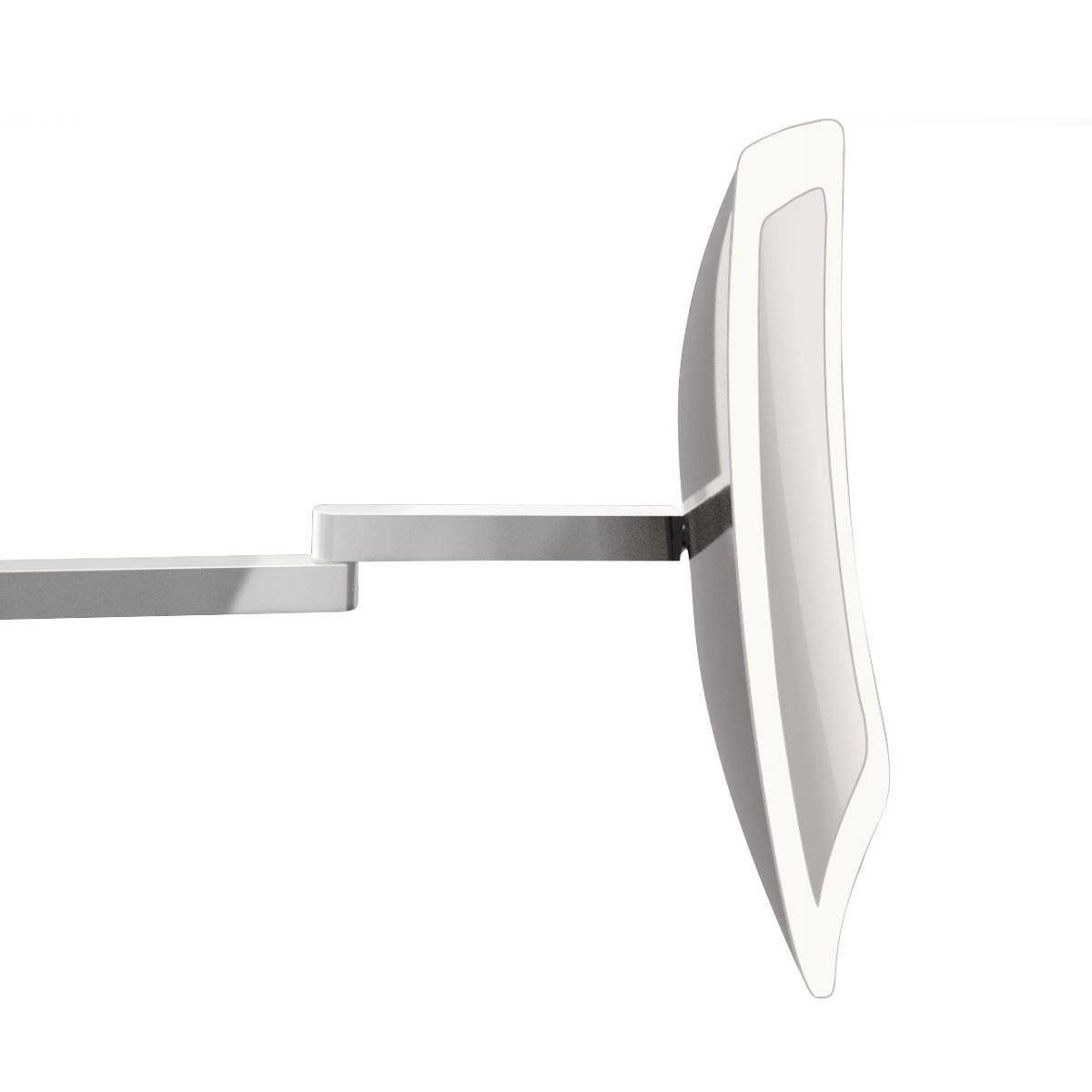 » WANDKOSMETIKSPIEGEL » beleuchtet » ALISEO 020767  Design Wand
