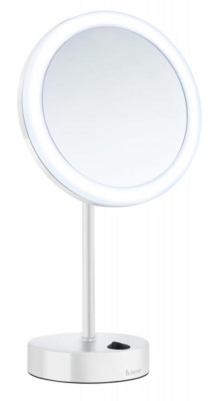 Kosmetikspiegel online kaufen maedje kg smedbo fk484ew batterie stand led kosmetikspiegel - Kosmetikspiegel led batterie ...