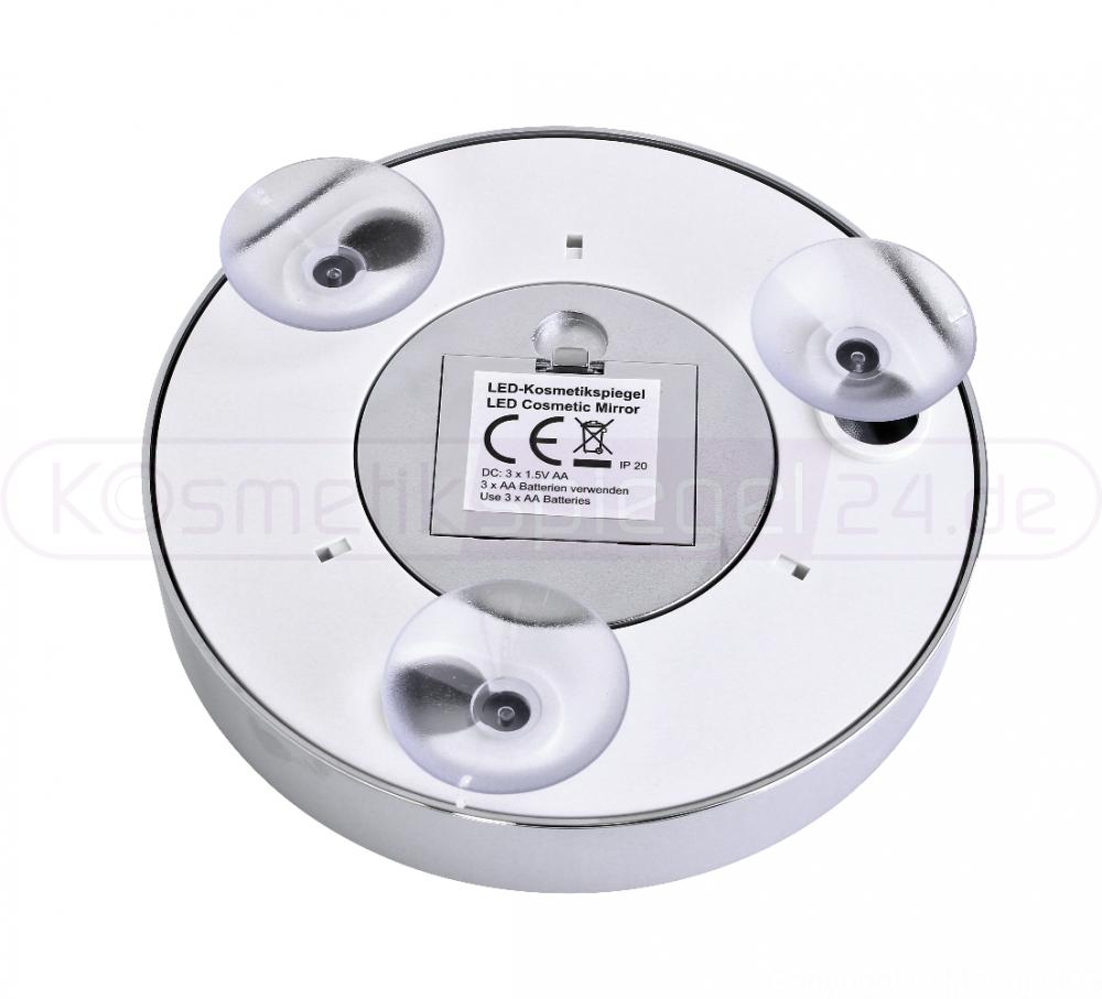 Kosmetikspiegel online kaufen maedje kg joop living 010650000 saugnapf batterie led - Kosmetikspiegel led batterie ...