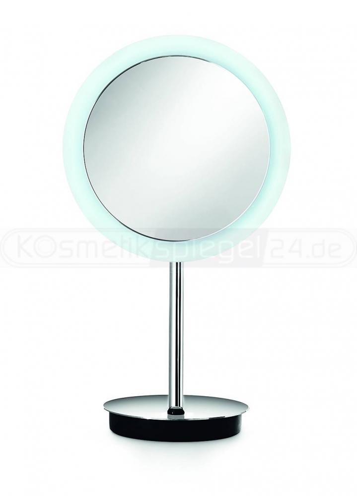 kosmetikspiegel online kaufen maedje kg design stand led kosmetikspiegel 23cm 3 fach. Black Bedroom Furniture Sets. Home Design Ideas