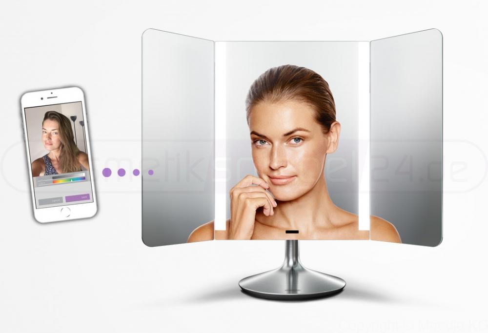 Kosmetikspiegel app